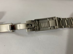 Image of ROLEX 20mm glide lock stainless steel Brushed/Polished finish Gents Watch Strap,new