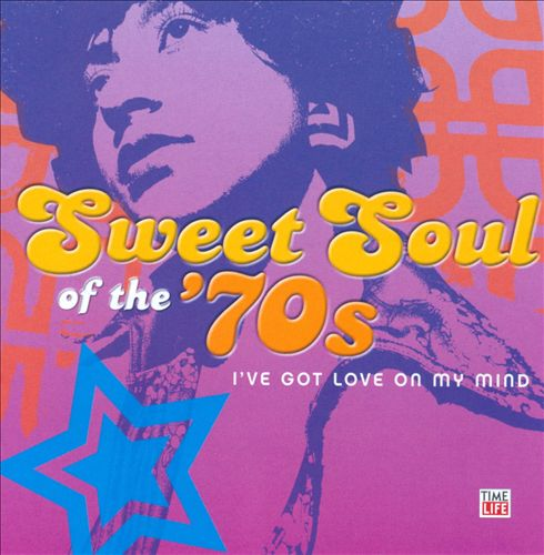 Image of Sweet Soul of the 70s: I've Got Love On My Mind (CD)