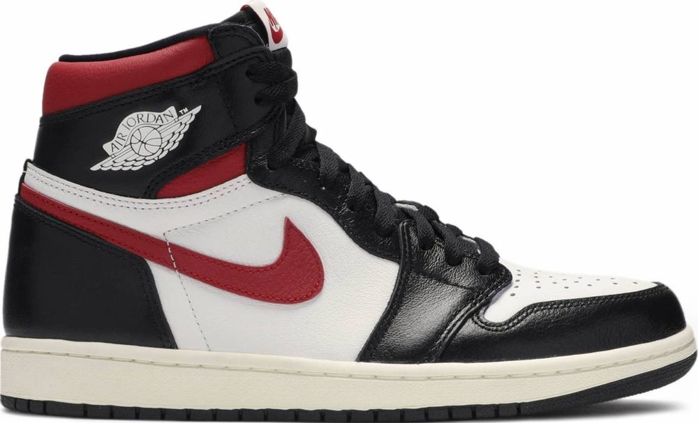 "Image of Nike Retro Air Jordan 1 ""Gym Red OG"" Sz 11"