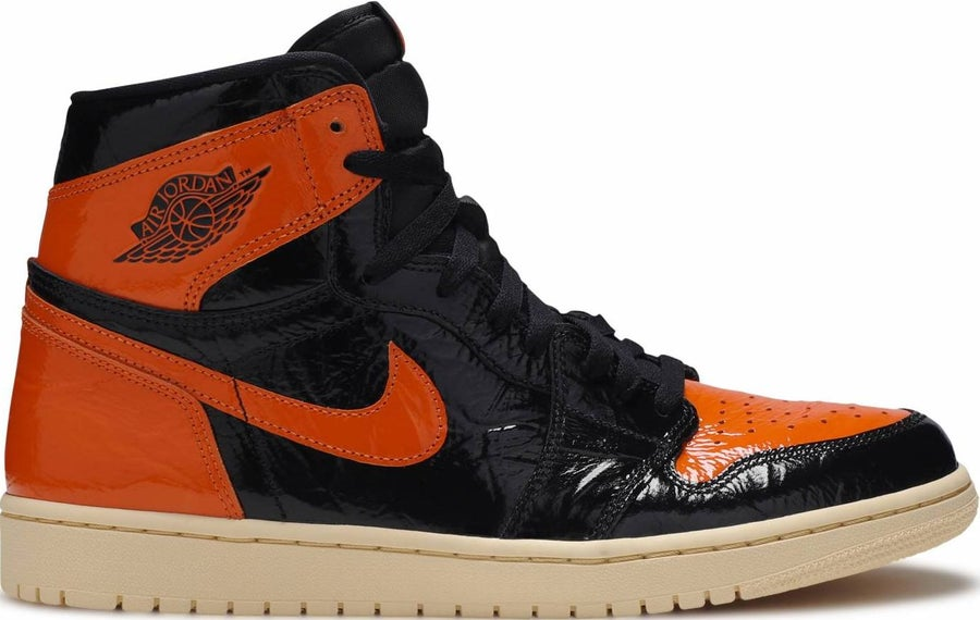 "Image of Nike Retro Air Jordan 1 ""Shattered Backboard 3.0"" Sz 11"