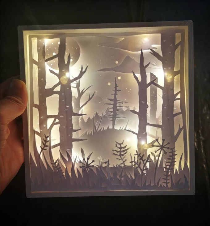 Image of CUSTOM LIGHT BOX