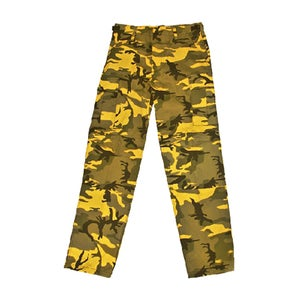 Image of US Kampfhose BDU yellow-camo