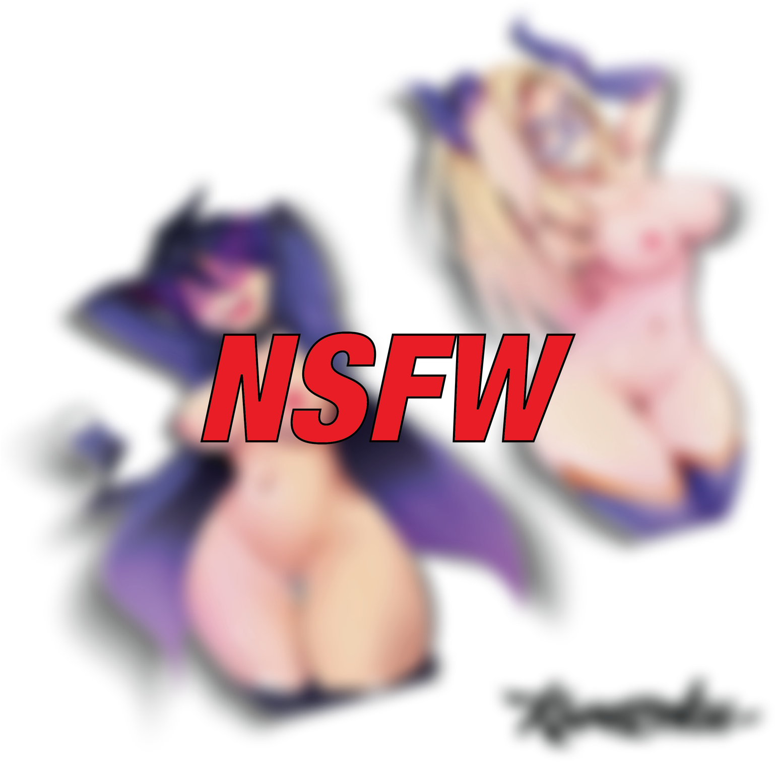 Image of NSFW Trainee Babes