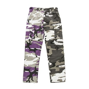 Image of US Kampfhose BDU two tone purple.urban