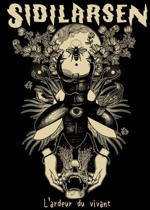 "Image of T-shirt girly ""L'ardeur du vivant"""