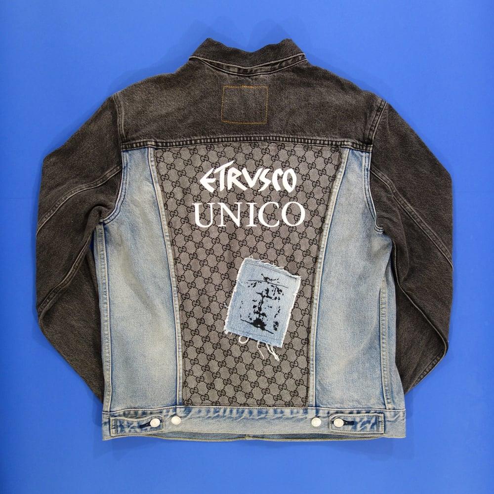 Image of Etrusco Unico Levi's Custom Jacket