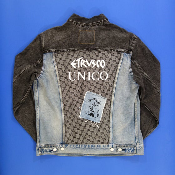 Image of Etrusco Unico Levi's Custom Jacket