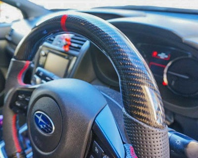 Image of Subaru WRX/STI Steering Wheel