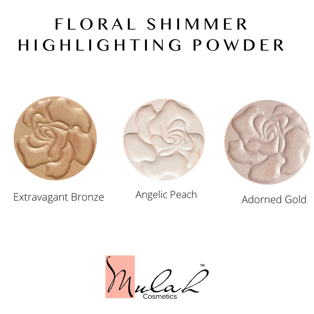 Image of Floral Shimmers Highlighting Powder