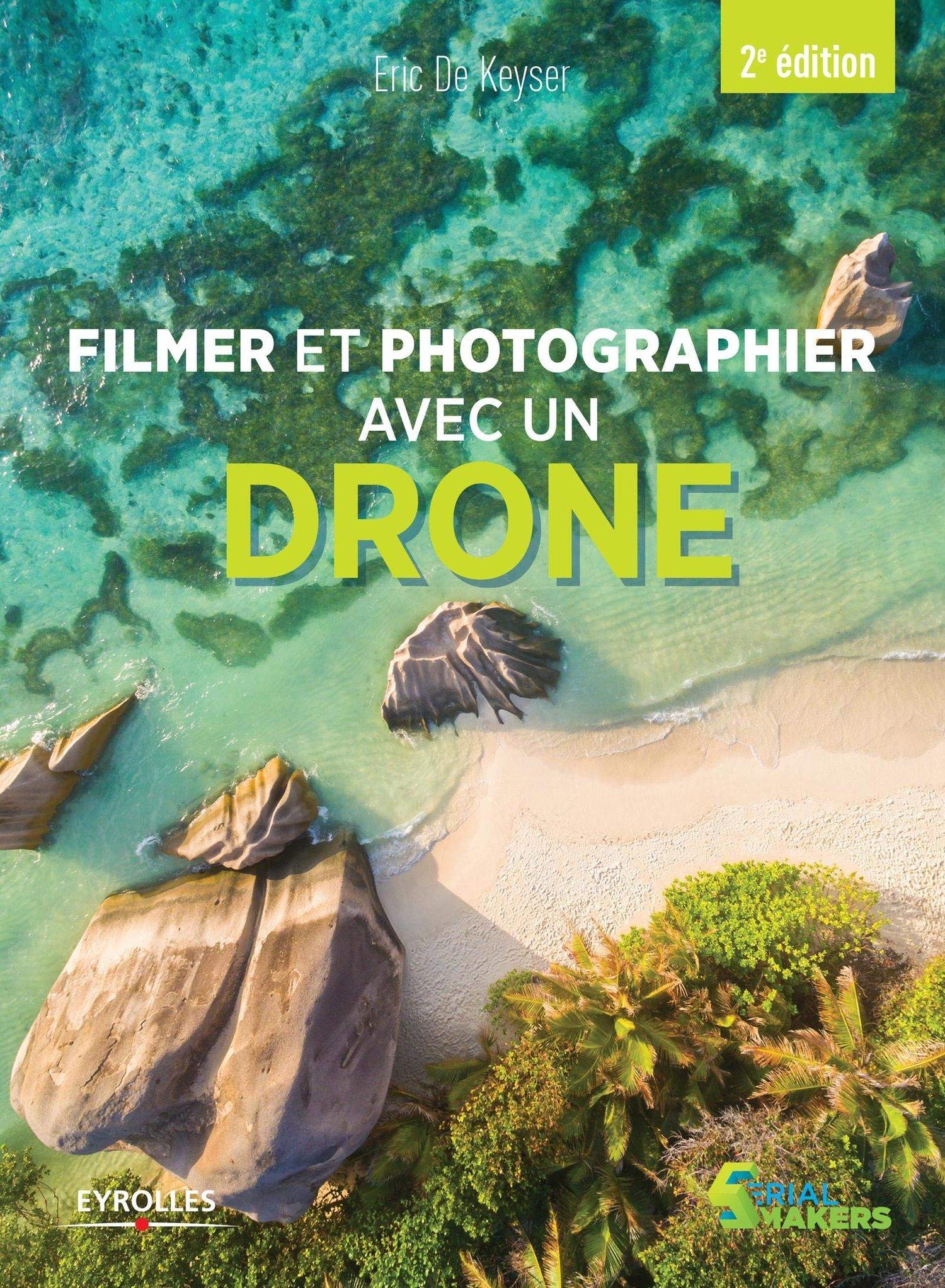 Image of Filmer et photographier avec un drone