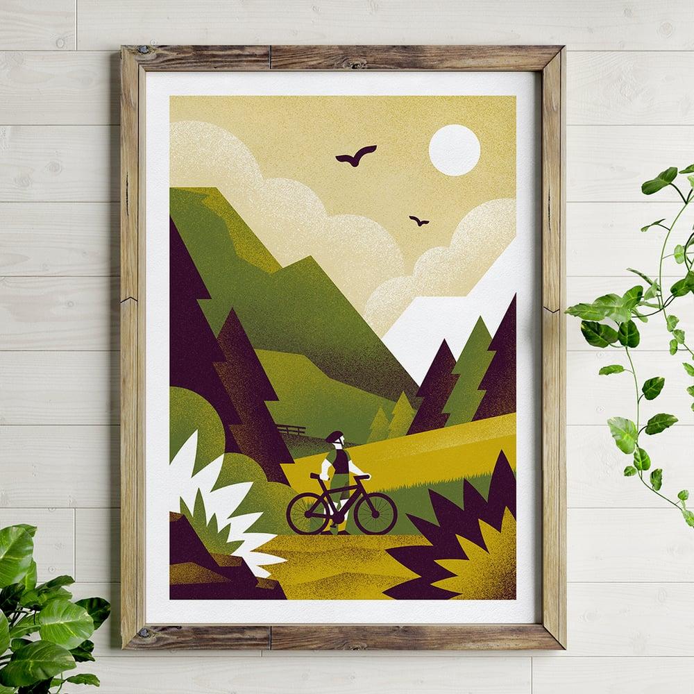 Image of Mountain Biking