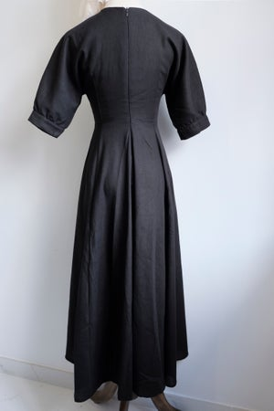 Image of SAMPLE SALE - Unreleased Black Dress 013