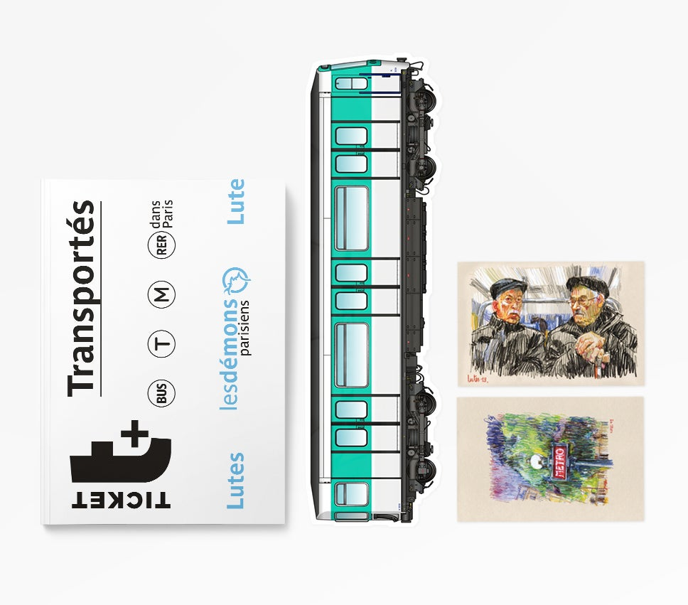 Image of Transportés Edition OR