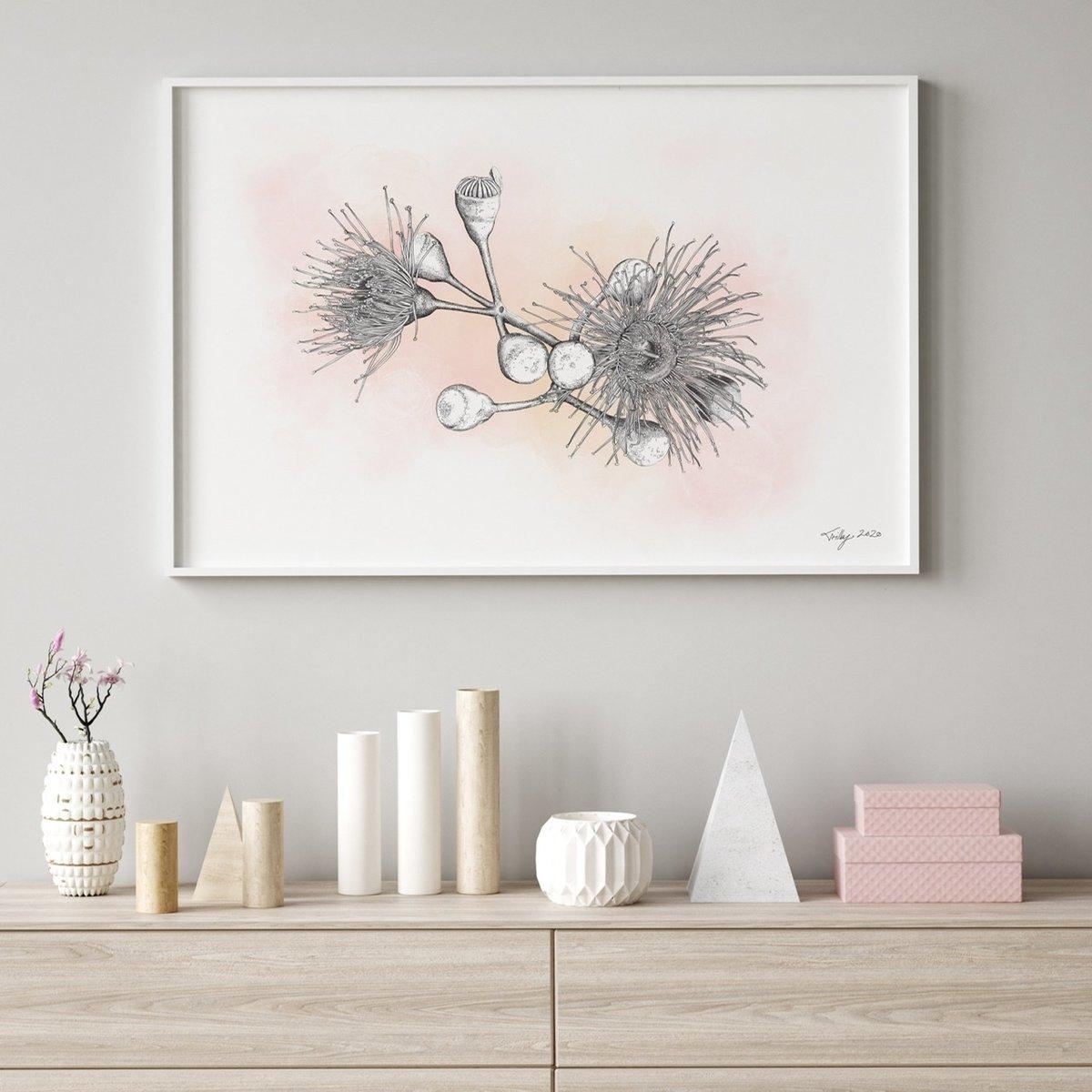 Image of Botanicals - Gum Blossom