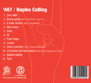 Image of 'A67 - Naples Calling