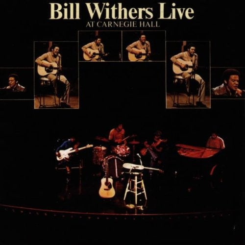 Image of Bill Withers - Live at Carnegie Hall