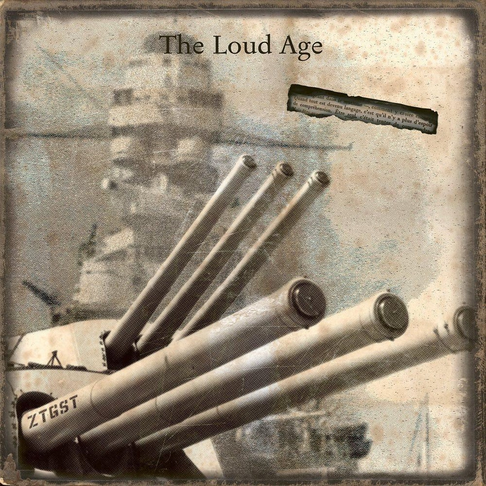 Image of [PS 06] The Loud Age - The Second Siren 2x12""