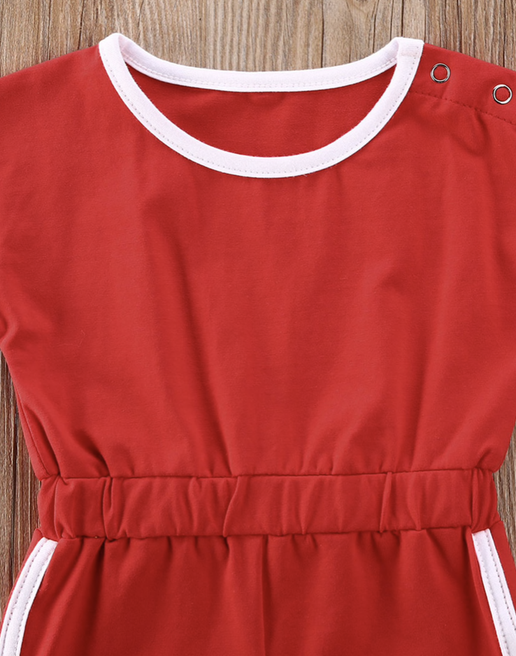 Lolly Short Sleeve Romper