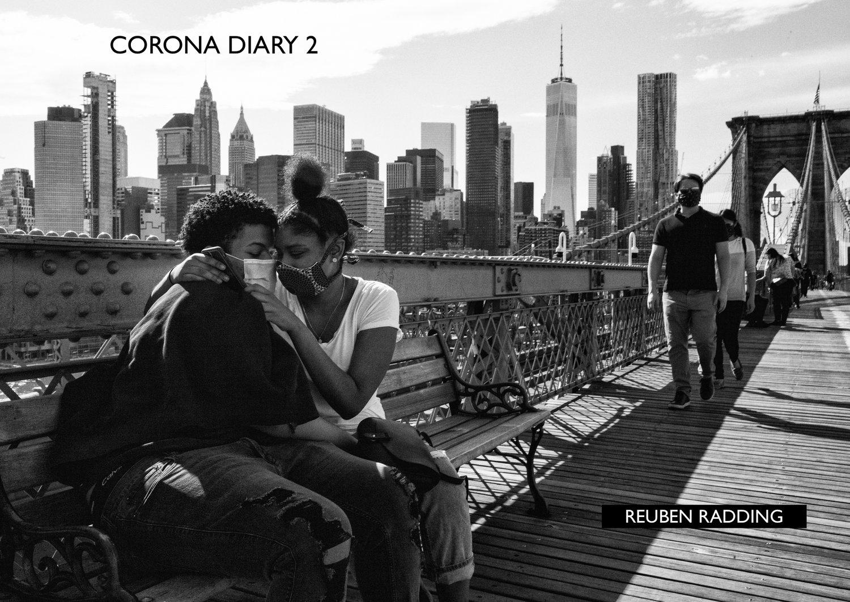 Image of CORONA DIARY 2:  Limited Edition Zine