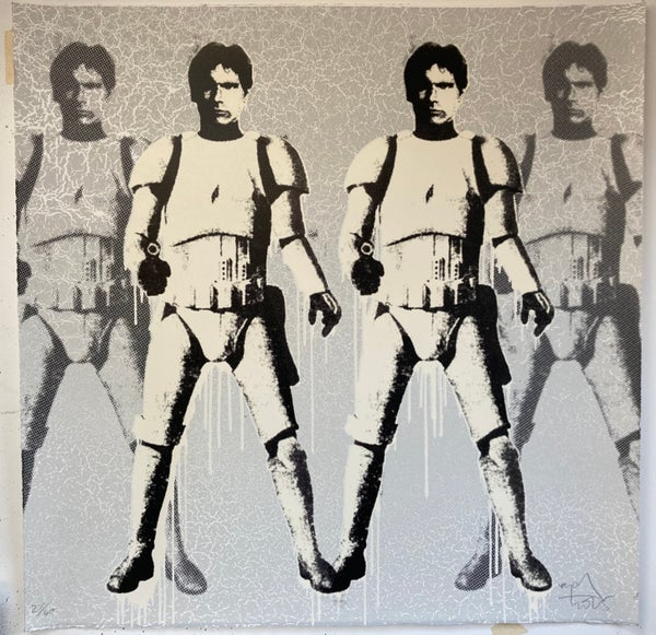 Image of HAN DOUBLE - TROOPER VARIANT