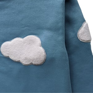 Image of Blue Cloud Sweater