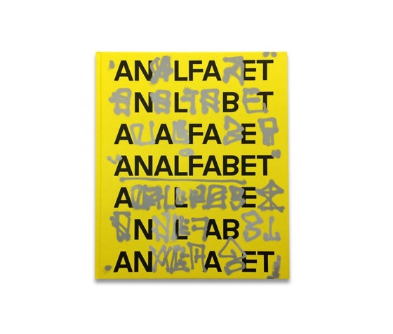 Image of Michal Skapa 'Analfabet'