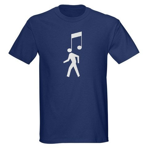 Music Man Unisex T-Shirt