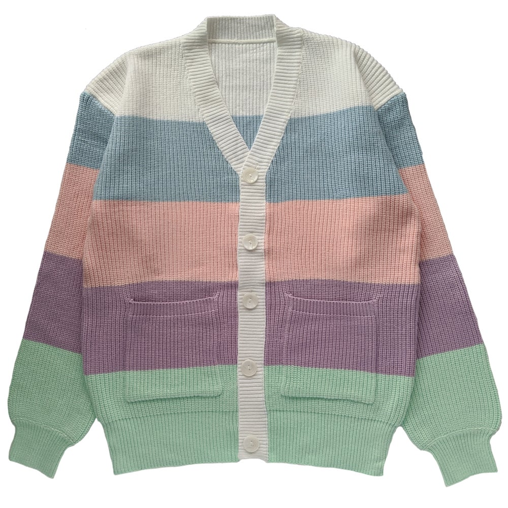 Image of Pastel Cardigan