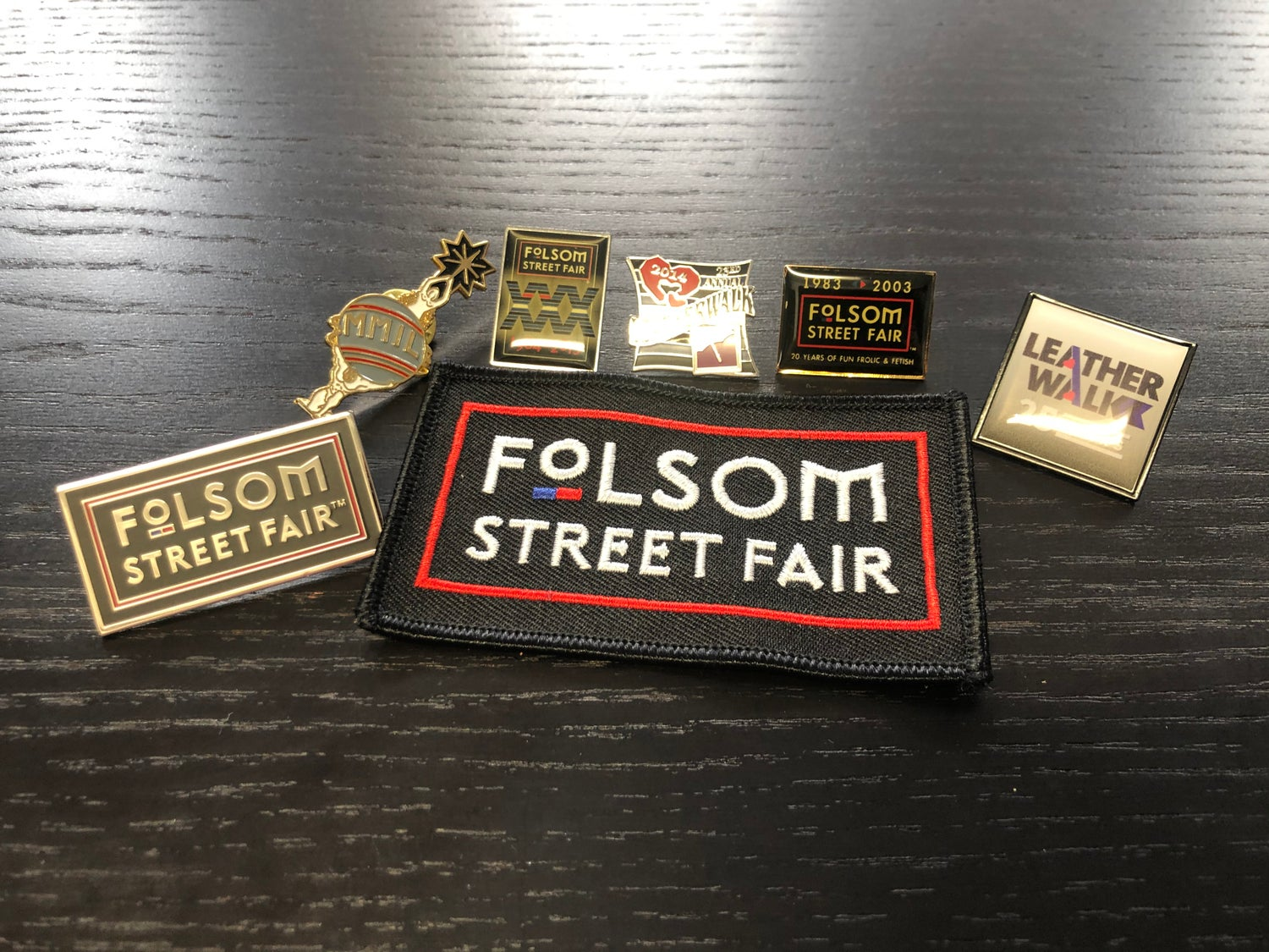 Image of Pin / Patch Pack