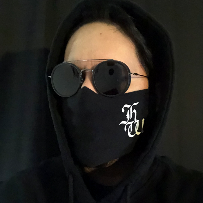 Hex Wound - Cloth Face Mask
