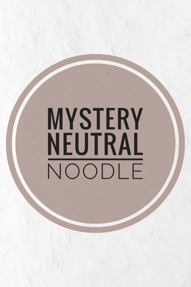 Image of Mystery Neutral Noodle Guy