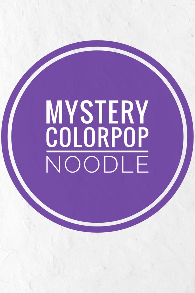 Image of Color Pop Mystery Noodle Guy