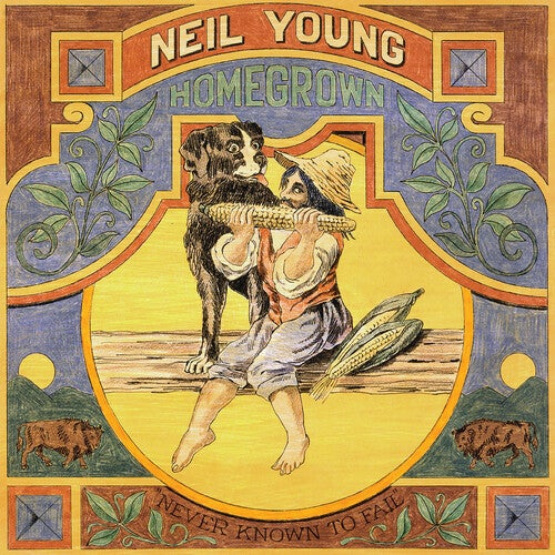 Image of Neil Young - Homegrown