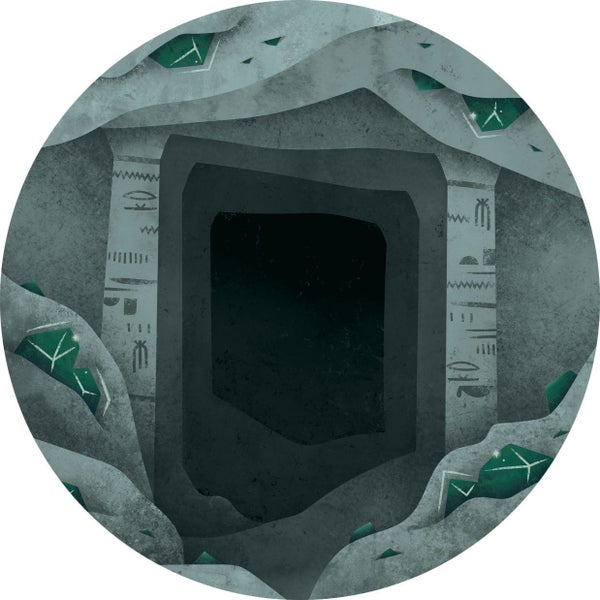Image of IFS021: Fiend - Emeralds EP (PRE-ORDER)