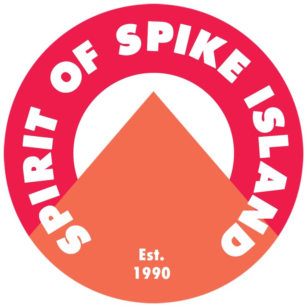 Image of Spirit Of Spike Island logo t-shirt