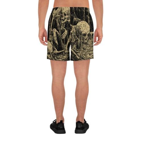 Image of Graveyard Men's Athletic Shorts