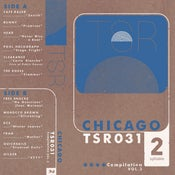 Image of Twosyllable Records Chicago Casette Compilation Vol. 3 [PRE-ORDER]