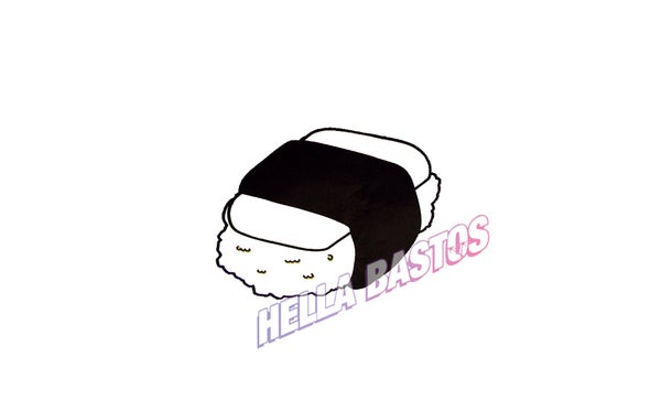 Image of Musubi Bargain Decal