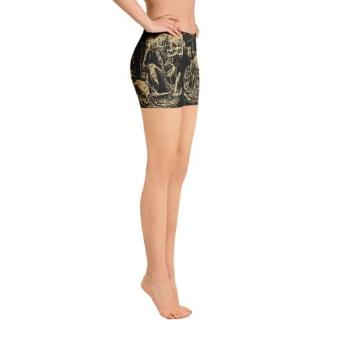 Image of Graveyard Women's Shorts
