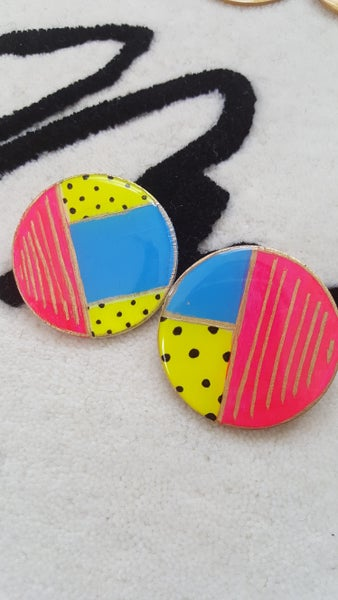 Image of Neon studs