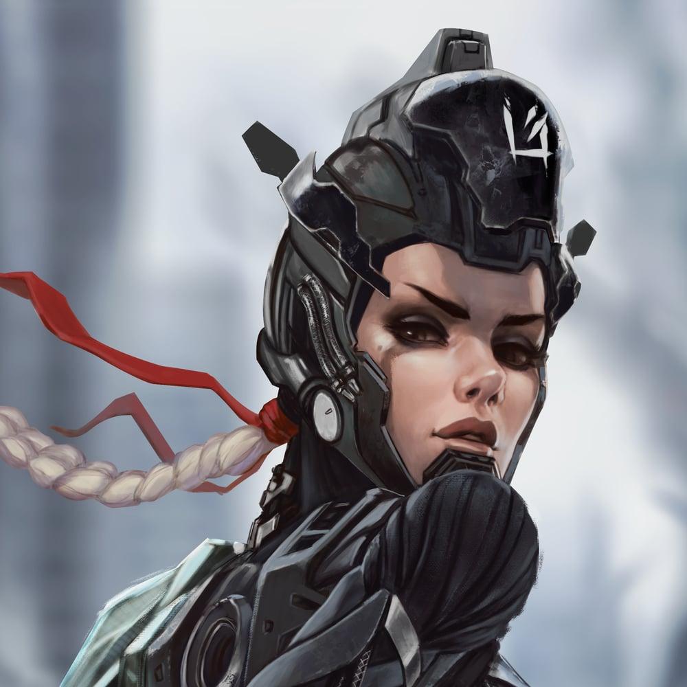 Image of Goddess of War