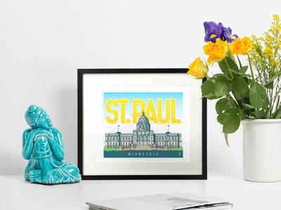 Image of Minnesota State Capitol