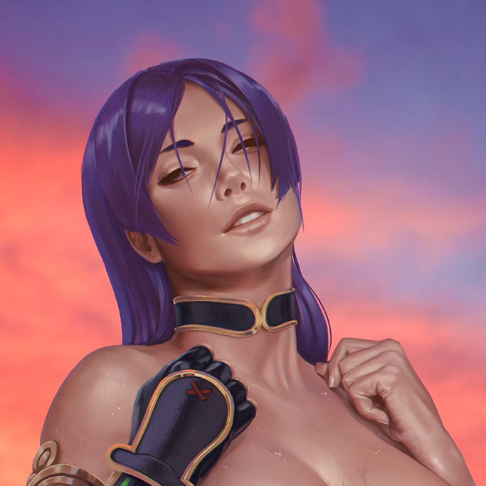 Image of Summer Minamoto No Raikou, Fate/GO Poster Prints