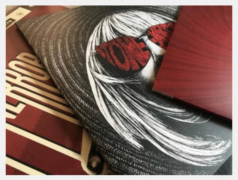 Image of Stonerror Vinyl Discography: Stonerror / Widon in Black / Trouble Maker 3xLP