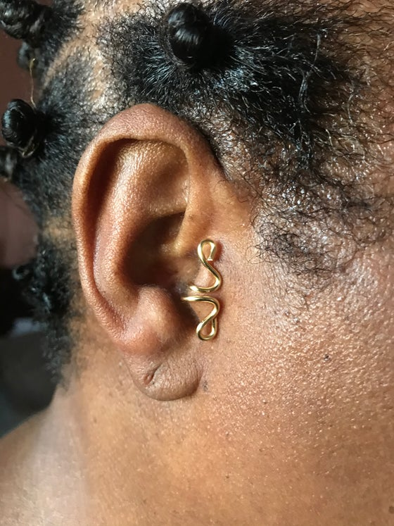 Image of Ear lobe cuff