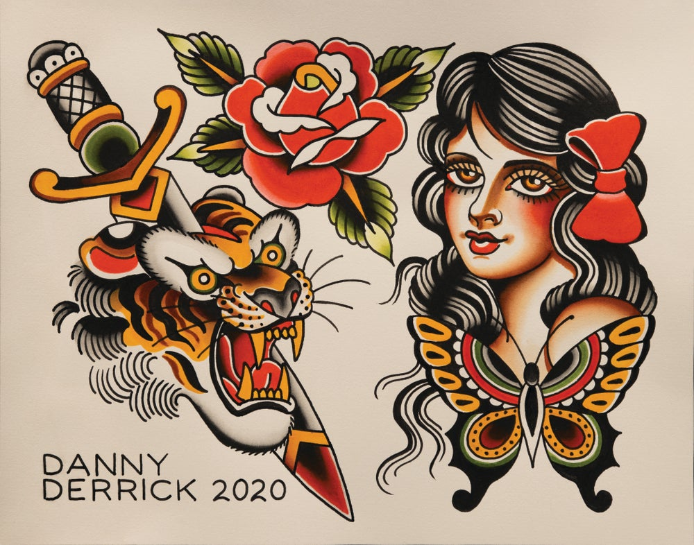 Image of 2020 Flash Sheet