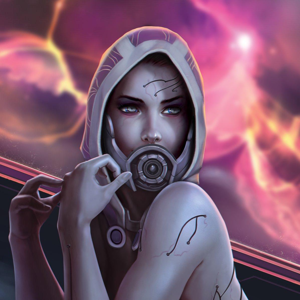 Mass Effect 1 Tali
