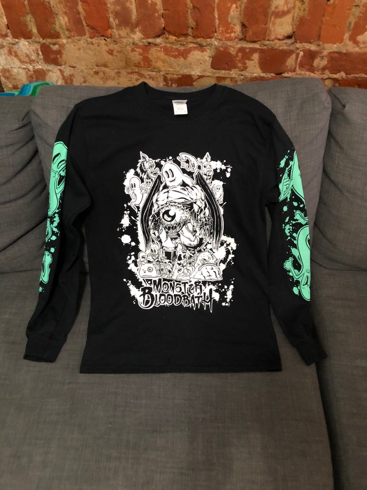 Image of Monster Bloodbath Long Sleeve