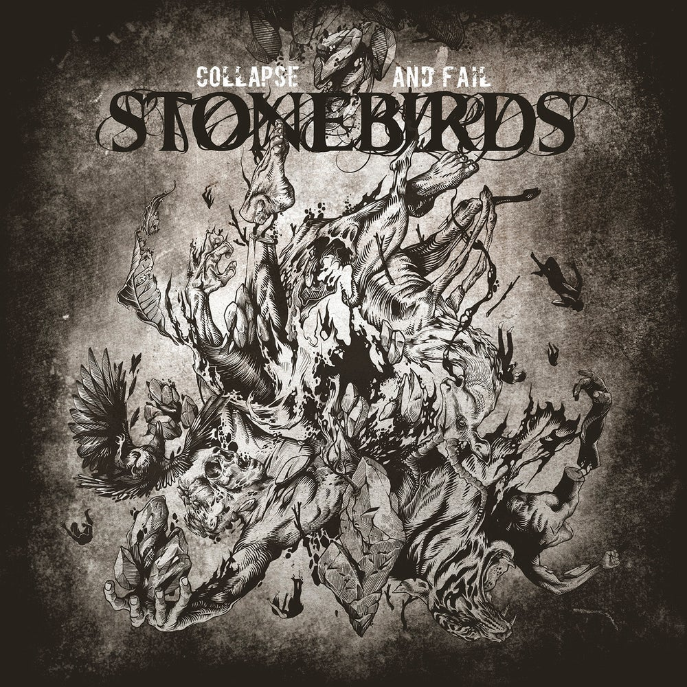 Image of Stonebirds - Collapse and Fail Limited Edition Digipak CD