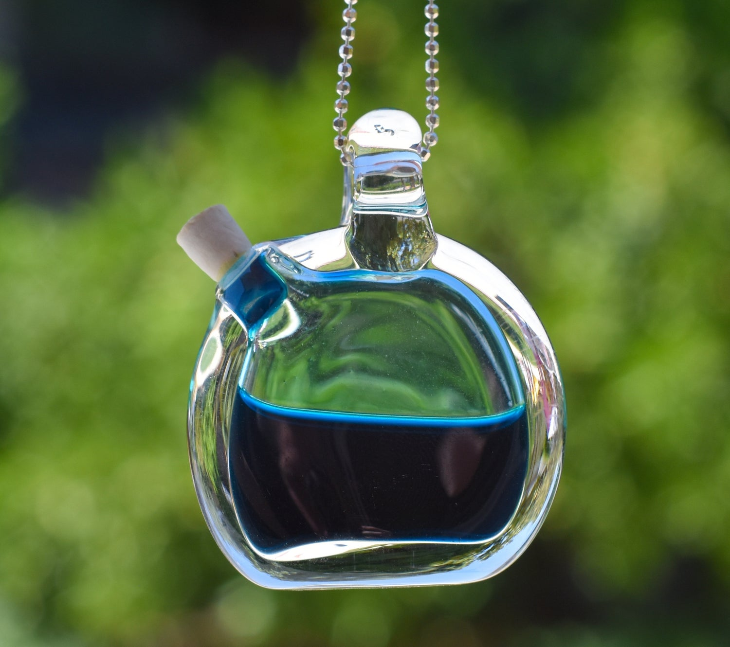 Image of inkable pendant - batch 01